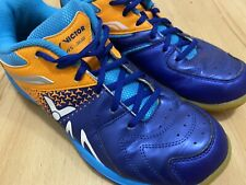 Victor AS - 36W Badminton Shoes Size 7.5. Excellent Condition