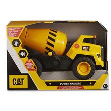 Caterpillar Cat Power Haulers Cement Mixer