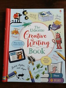 Usborne Creative Writing Children's Book, Brand New