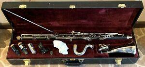 Kohlert Bass Clarinet with Case