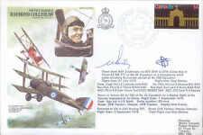 HASP6 AVM Raymond Collinshaw RAF signed RAF cover