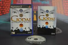 GODAI ELEMENTAL FORCE PLAYSTATION 2 PS2 ENVÍO 24/48H COMBINED SHIPPING