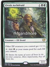 Magic Commander 2014 - 1x Elvish Archdruid