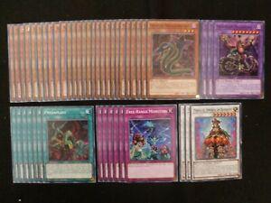 YU-GI-OH 46 CARD PREDAPLANT DECK  *READY TO PLAY*