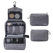 Women Hanging Cosmetic Bag Waterproof Travel Makeup Pouch Toiletry Bathroom