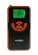 Pocket AM/FM stereo Digital tuning radio /MP3 Player with speaker - High quality