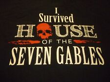 House Of The Seven Gables Shirt ( Used Size L ) Very Good Condition!!!