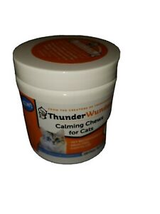 ThunderWunders Cat Calming Chews - 100 count