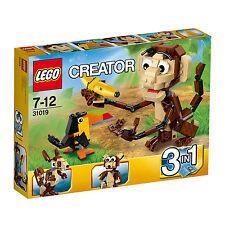 LEGO Creator Urwald Tiere (31019)