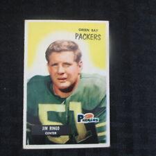 1955 Bowman Football Set Break #70 Jim Ringo Packers Rookie