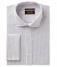 Tasso Elba Mens Regular Fit Button Down Dress Shirt Sz 16.5 32/33 MSRP $69 B0505