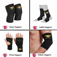BeSmart Wrist Elbow Ankle Knee Support Brace Bandage Strap Compression Sleeve UK