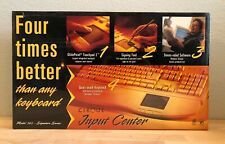 Cirque Input Center CIC360 Glidepoint Touchpad Keyboard Signing Tool Vintage New