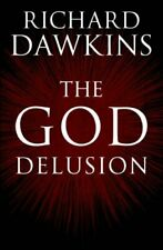 The God Delusion, Richard Dawkins Hardback Book The Cheap Fast Free Post