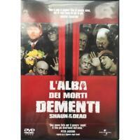 L'Alba Dei Morti Dementi - Shaun Of The Dead  - DVD Film [T-22316] Ex-Noleggio