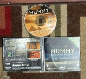 Mummy Tomb of the Pharaoh (PC, 1997) VG Shape