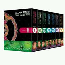 Star Trek Deep Space Nine:The Complete Series  1-7 DVD BRAND NEW