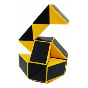 ShengShou Magic Snake Cubes Speed Panel Puzzle Unique Twisty Cheap Transform Toy