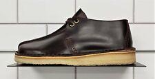 Clarks Trek Boot, Chestnut Leather