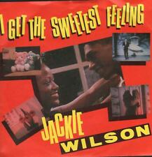 "Jackie Wilson(7"" Vinyl P/S)I Get The Sweetest Feeling-SKM 1-65-Ex/VG"