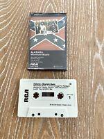 ALABAMA Mountain Music Cassette Tape