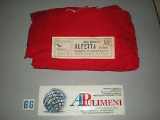 SERIE FODERINE SEDILE (SEAT COVERS) ALFETTA 3° SERIE 76 > CON POGGIATESTA
