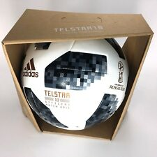 Adidas Telstar 18 FIFA World Cup Soccer Official Match Ball CE8083 NFC Chip
