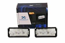 LED SMD Kennzeichenbeleuchtung AUDI A6 S6 RS6 4F C6 Avant Limousine 804