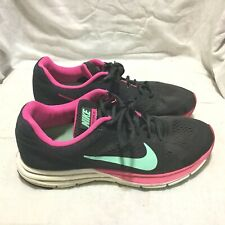 NIKE STRUCTURE 17 RUNNING SHOES - MULTI COLOR ( SIZE 8.5 ) WOMEN'S