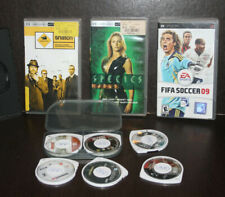 PSP UMD Movies-natl tr2,KingA DC,Species, We Own TN,Snatch,BurnO,MaDNFl,In Just+