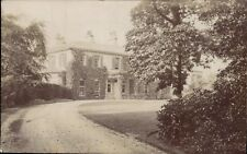 Ripon photo. Lucan House & Drive by R.Cox, Ripon.