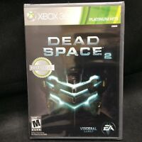 Dead Space 2 [Platinum Hits] (Microsoft Xbox 360, 2011) BRAND NEW