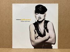 Vinyle maxi 45 tours  Madonna - Justify my love - 1990, Sire records