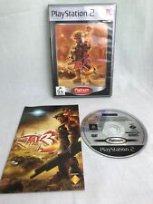 Jak 3 Playstation 2 Game Ps2 PAL Australian Version
