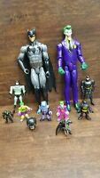 Batman Joker Bane mr. Freeze action figure lot Pint Size Heroes Batman Series 1