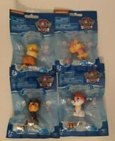 Paw Patrol Mini Figure Lot of 4 Chase Skye Marshal & Rubble NEW