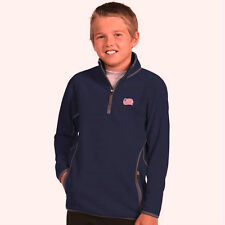 Antigua Youth MLS NEW ENGLAND REVOLUTION YOUTH-ICE PULLOVER  Navy Blue XL