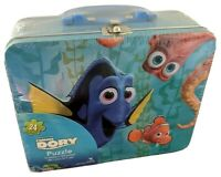 Disney Pixar Finding Dory Nemo metal lunch box collectible puzzle tin NEW SEALED