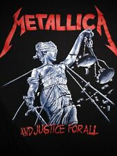 METALLICA JUSTICE FOR ALL 3 XL T-SHIRT.