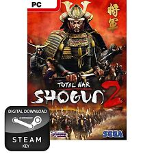 Total War Shogun 2 PC Clé steam