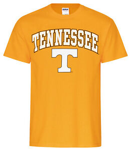 NCAA Collège Tee-Shirt Tennessee Volontaires Vols Orange Football Logo