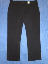 Katies NEW SIZE 20 Smart Straight BLACK Pants STRETCH RRP$49.95 Work/Casual Wear