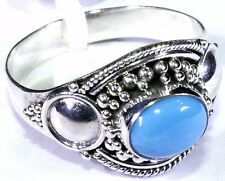 Arizona Sleeping Beauty Turquoise Ring in Sterling Silver (Size 9)