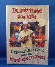 BRENT HOLMES Fun Tunes for Kids HAWAIIAN ISLAND TUNES FOR KIDS  DVD New