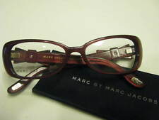NEW AUTHENTIC MARC JACOBS MJ 381 YBH  BURGUNDY  EYEGLASSES FRAME