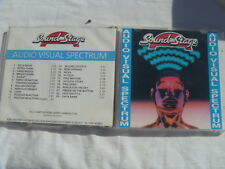 SOUND STAGE AUDIO VISUAL SPECTRUM  RARE LIBRARY SOUNDS MUSIC CD