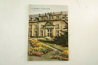 4. Deutsches Mozart Fest Hannover 1955 Festschrift Broschüre 75 Seiten K-1629