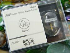 Diamond Stylus Jico SAS VN 35 He / Mr SAS on Boron Use for Shure VN35 E/V15 III