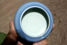 Antique Chinese Light Blue Brush Washer Bowl