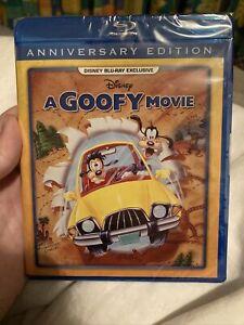 A Goofy Movie (Blu-ray, Region Free) DISNEY MOVIE CLUB EXCLUSIVE BRAND NEW RARE